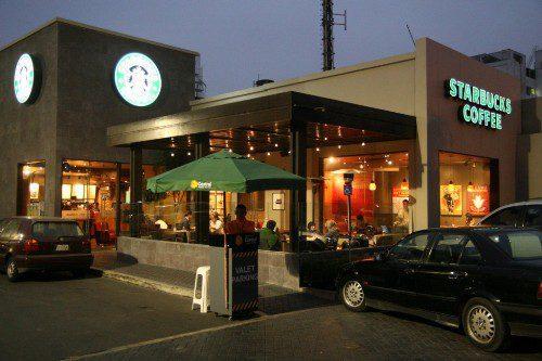 Starbucks Miraflores - Starbucks celebra mañana su 13º aniversario y servirá café gratis por el Día del Café Peruano