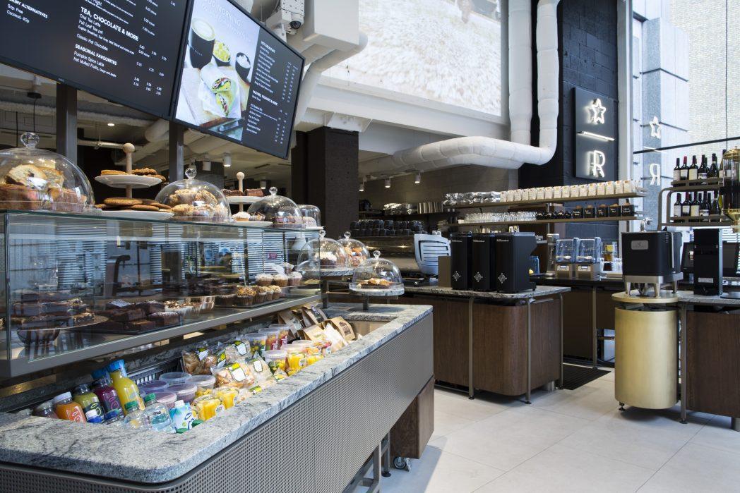 Starbucks Reserved Bar London