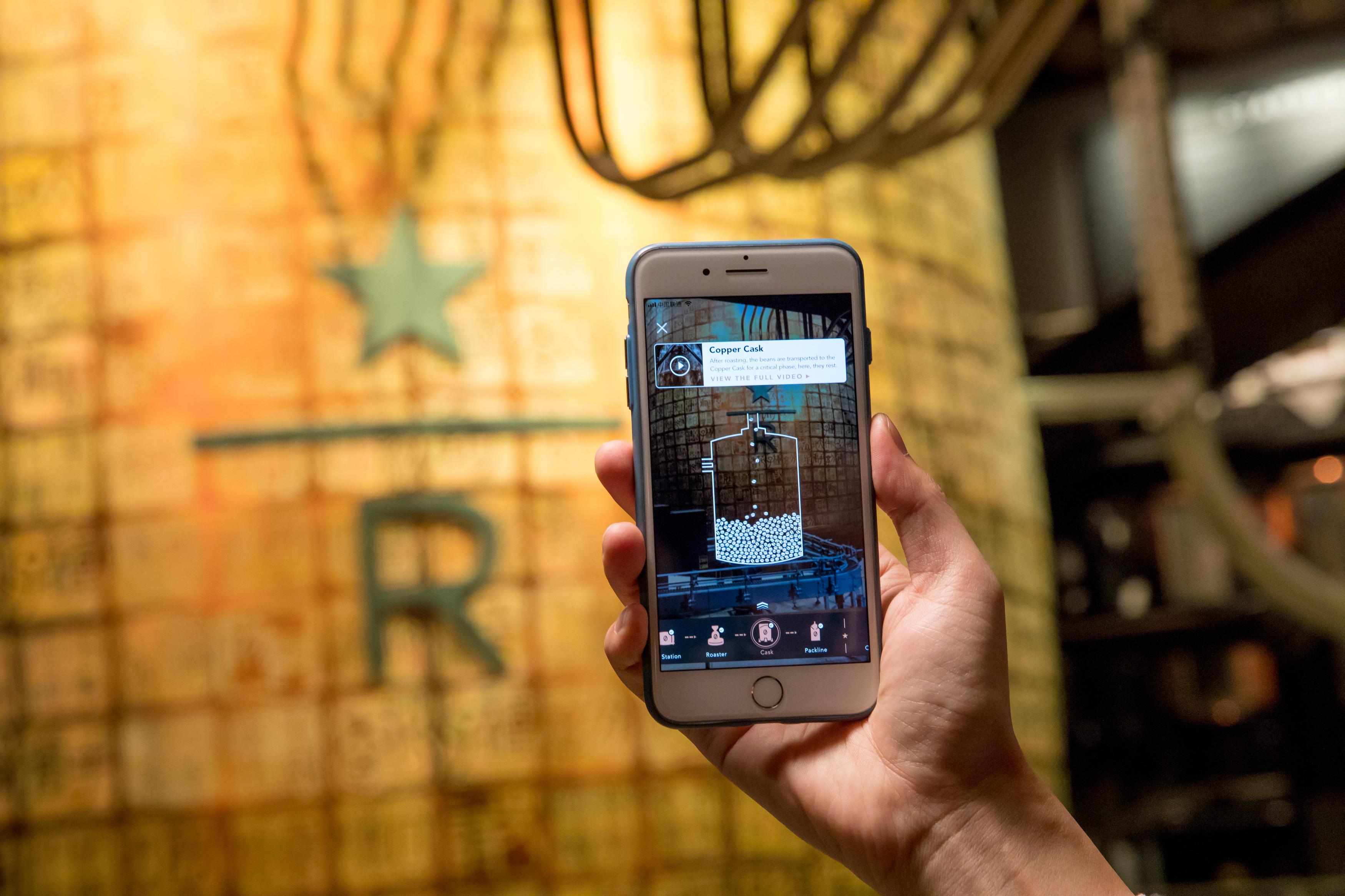 Starbucks Shangai 7 - Starbucks abre en China su tienda más grande del mundo