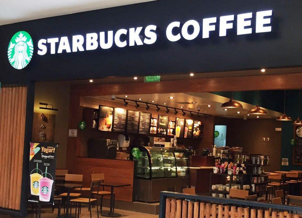 Starbucks abrió en Mall Sur