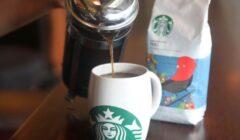 Starbucks cafe gratis