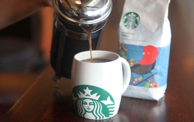 Starbucks cafe gratis - Starbucks este viernes servirá café gratis a sus clientes a nivel nacional