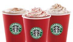 Starbucks lanzará sus polémicas tazas navideñas en Perú