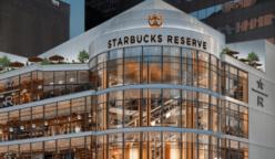 Starbucks más grande del mundo 248x144 - Aquí Starbucks abrirá la cafetería más grande del mundo