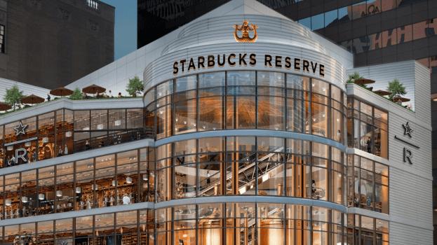 Starbucks más grande del mundo - Aquí Starbucks abrirá la cafetería más grande del mundo