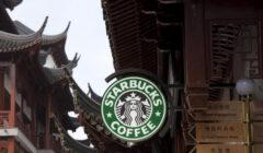 Starbucks tiendas en China