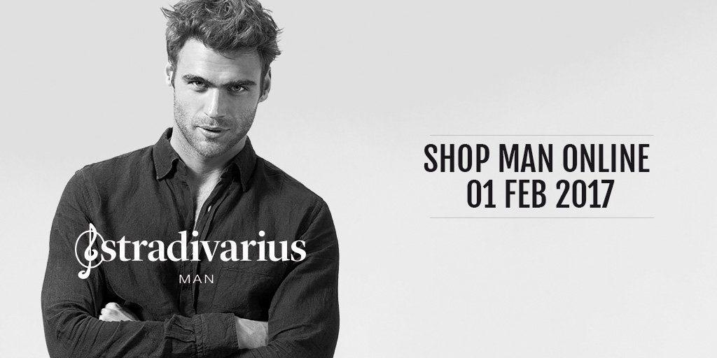 Stradivarius Man - Inditex presenta su nueva línea de ropa masculina Stradivarius Man