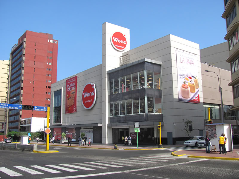 Strip Center Balta Cencosud1 - Cencosud prevé fortalecer presencia en Perú con su departamental Paris