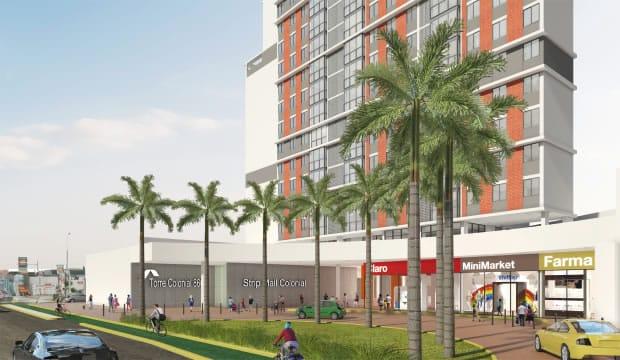 Strip Center Colonial - Parque Arauco invierte S/25 millones en Via Mix Colonial que operará en noviembre