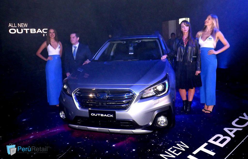 Subaru 4617 PR - Subaru proyecta aumentar sus ventas en 20% este 2018