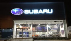 Subaru foto fachada