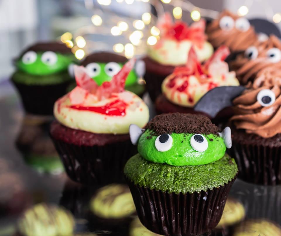 SugarLab Cupcakes - Mira las singulares propuestas de los negocios para promocionarse por Halloween