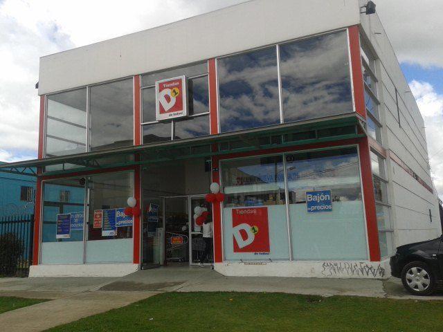 Supermercados D1.