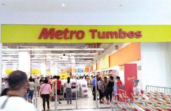 Supermercados Metro Tumbes - Perú: Metro inaugura su primer supermercado en Tumbes