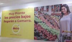 Supermercados Metro llega a Gamarra