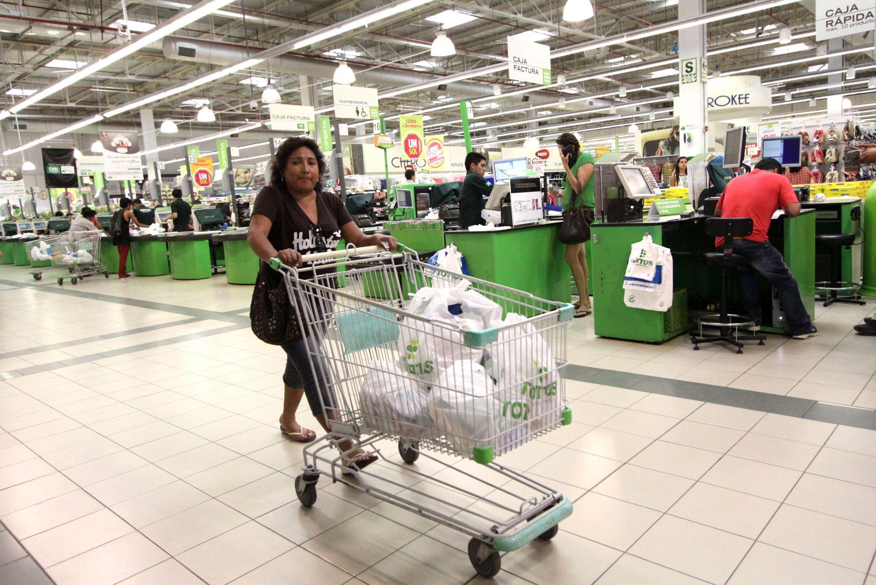 Supermercados Perú 1 - Perú: Comercio minorista crece 2,82% en noviembre del 2018