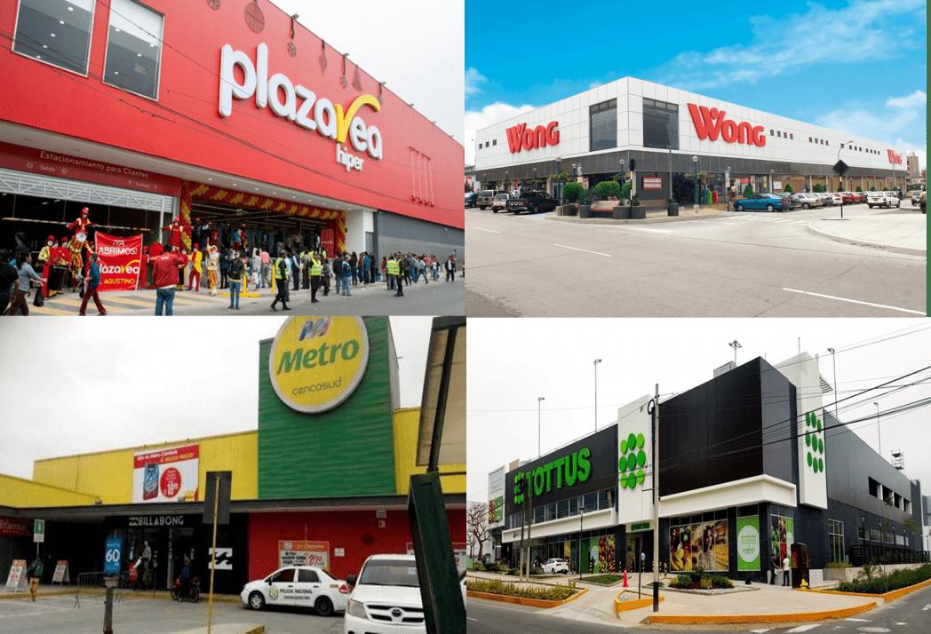 Supermercados Perú