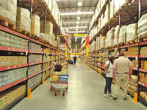 Supermercados mayoristas chilenos