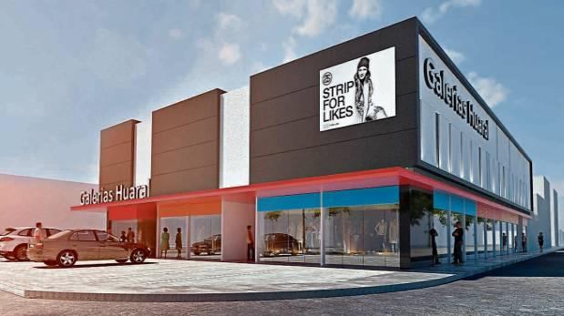 SwissCapitals mall Huaral