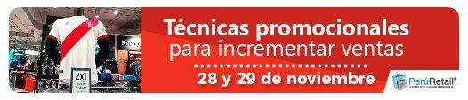 Técnicas promocionales para incrementar ventas 01 5 - Mall Vivo Imperio abre con H&M en Chile