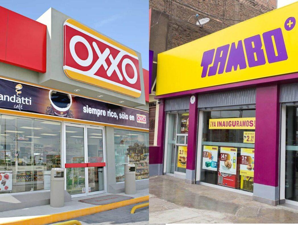 TIENDAS DE CONVENIENCIA PERÚ RETAIL - Conoce qué están incluyendo Tambo+ y Oxxo para migrar a un formato mixto
