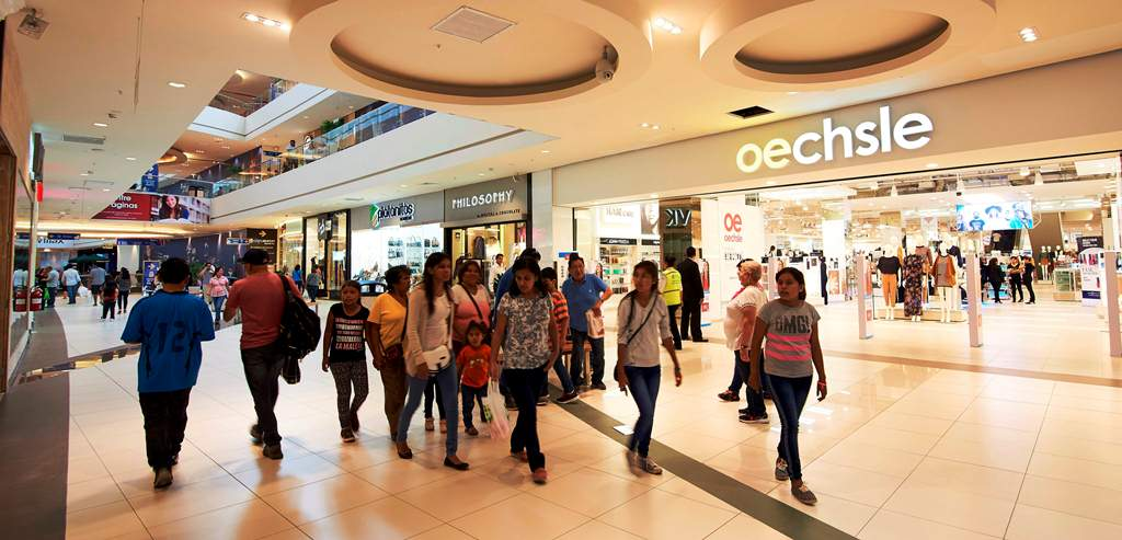 TIENDAS Mall del Sur 2016
