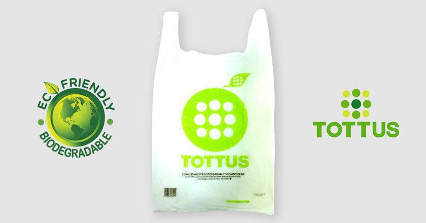 TOTTUS BOLSA BAJA - Estas son las opciones para reemplazar las bolsas de plástico