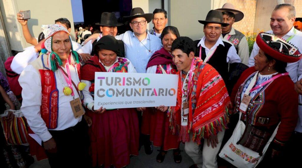 TURISMO COMUNICATORIO 2 1024x569 - Turismo comunitario: el negocio que mueve cerca de US$16 mil millones anuales