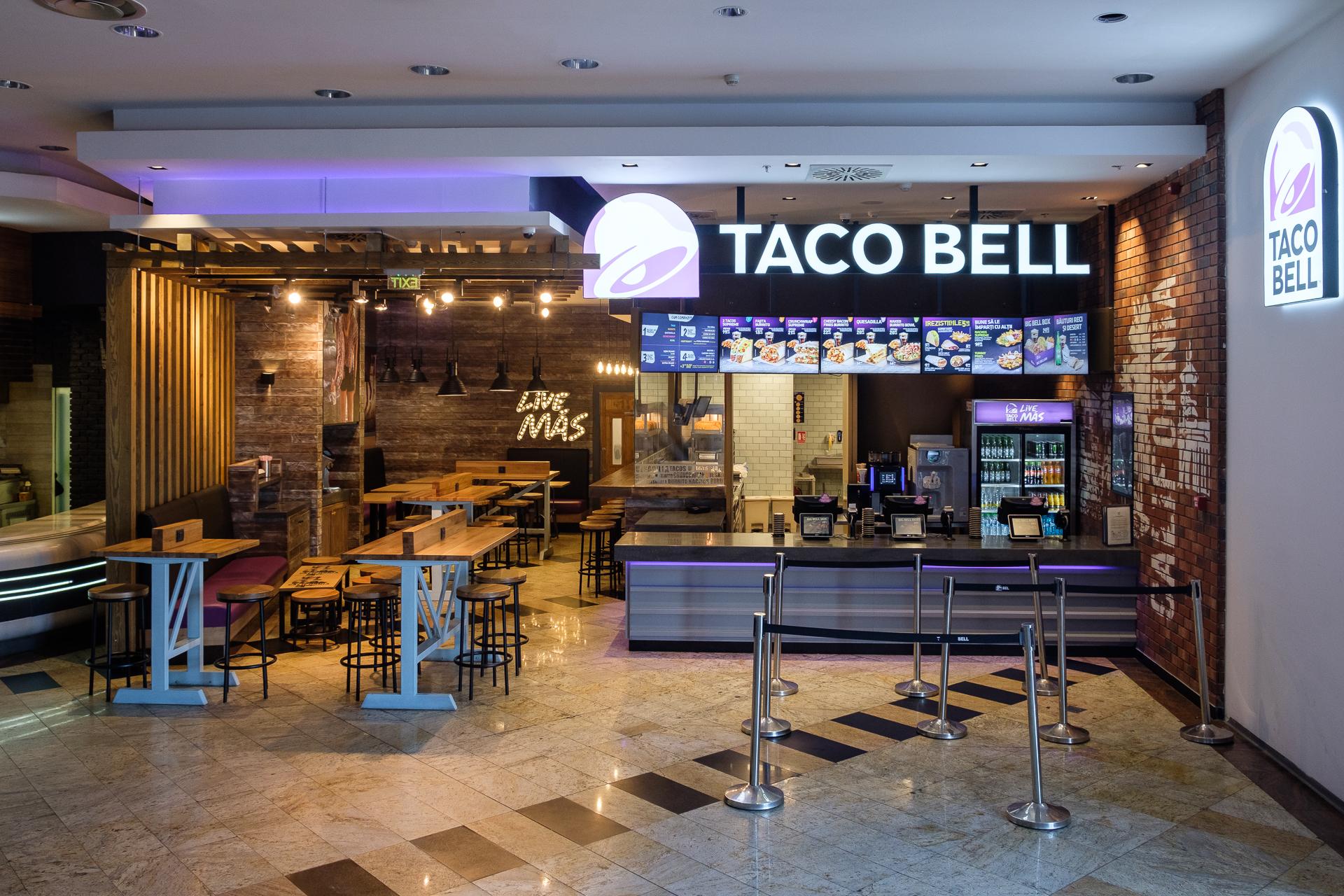 Taco Bell 2 - Taco Bell retorna al Perú de la mano del Grupo Silva y Grupo Ferrand