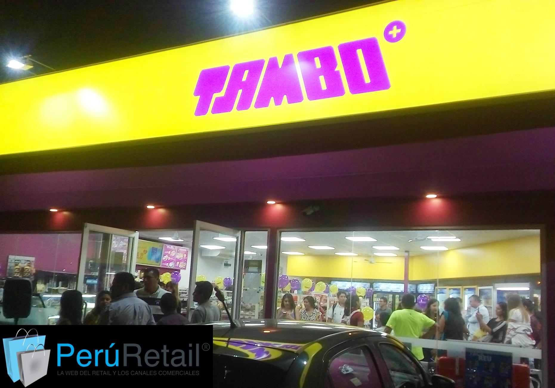 Tambo 2 Peru Retail 2 - Tambo+ inaugura tienda 200 en Perú