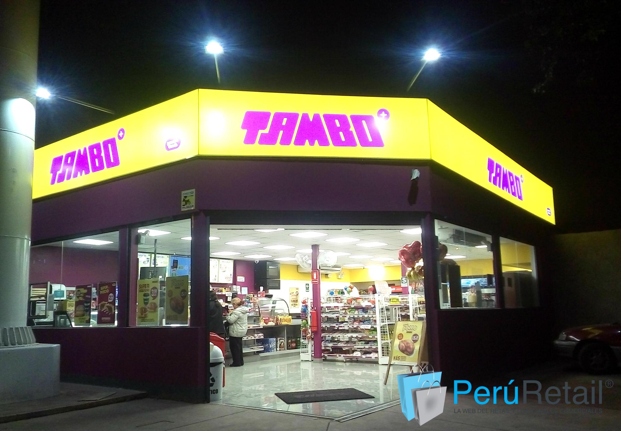Tambo San Borja Peru Retail - Plan de Tambo+ es abrir 80 locales este año en el sector retail peruano