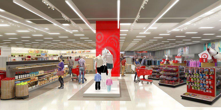 Target 4 - Target está renovando más de la mitad de sus tiendas en Estados Unidos