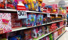 Target juguetería