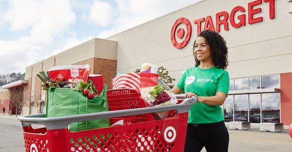 Target y Shipt 2 - Target lanzará servicio de entrega el mismo día en EE. UU.