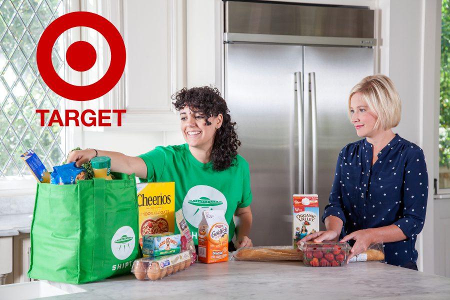 Target y Shipt - Target lanzará servicio de entrega el mismo día en EE. UU.