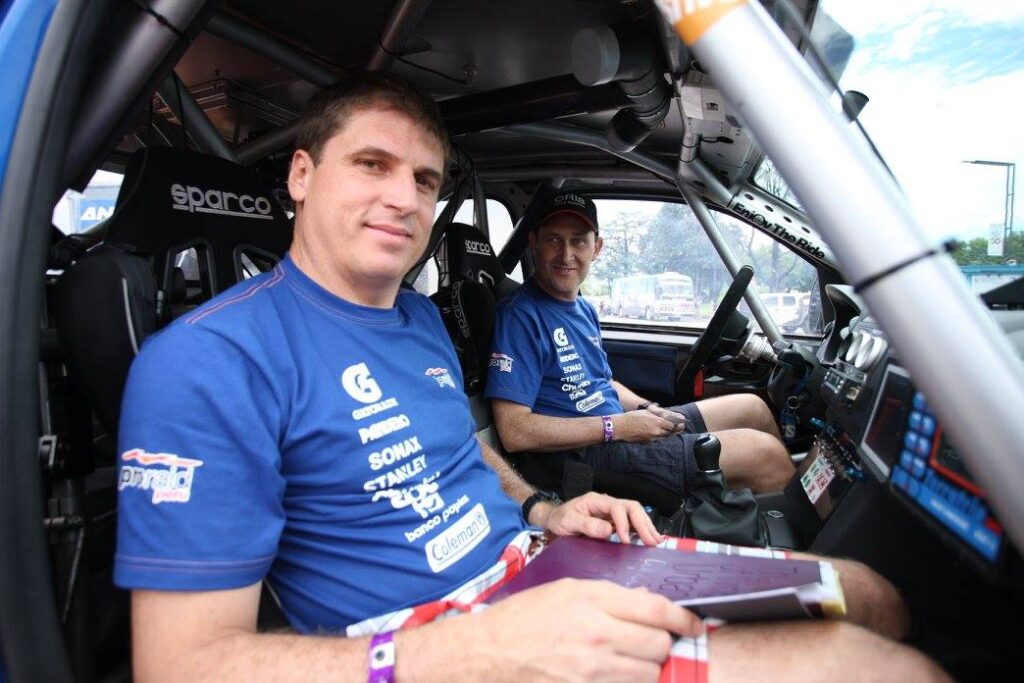 Team Pro Raid Intercorp Dakar 3 1024x683 - Conozca a los pilotos del grupo Intercorp que corren el Rally Dakar 2016