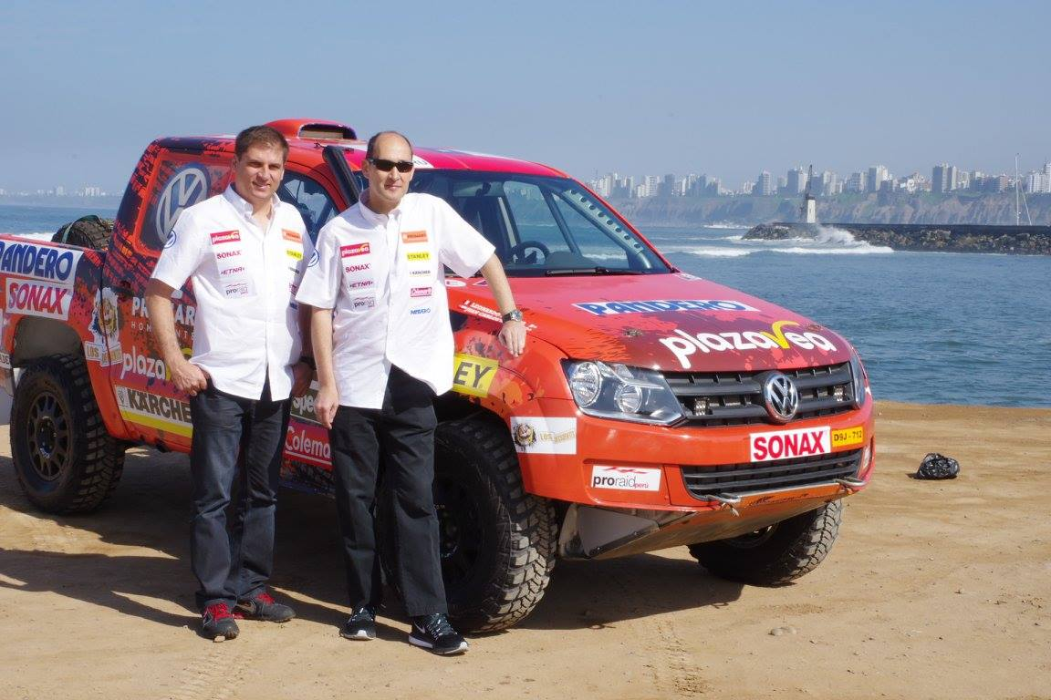 Team Pro Raid Intercorp Dakar (7)
