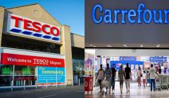 Tesco y Carrefour 240x140 - Carrefour y Tesco concretan alianza global para fortalecer sus negocios