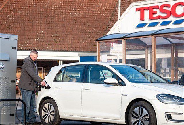 Tesco y Volkswagen