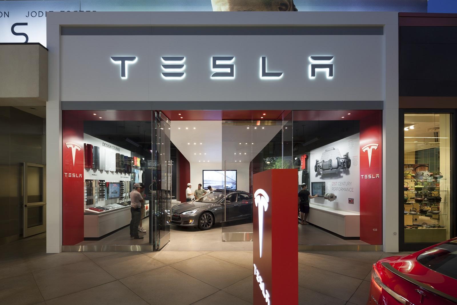 Tesla Retail