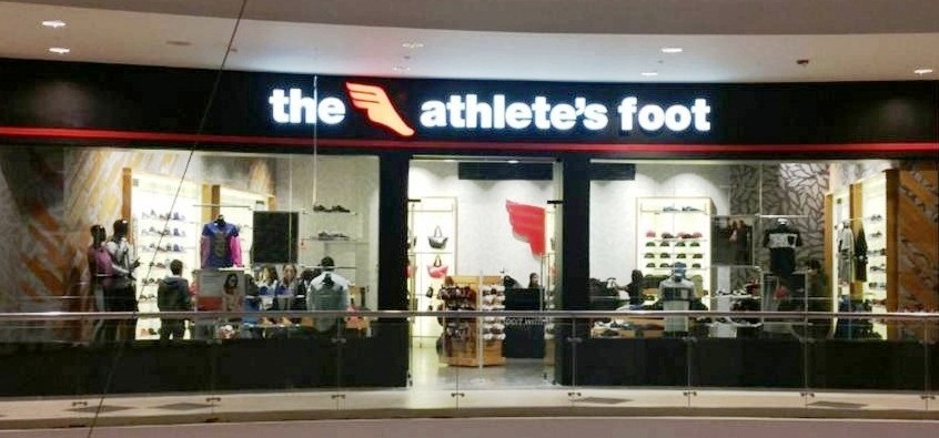 The Athlete´s Foot Tienda 1
