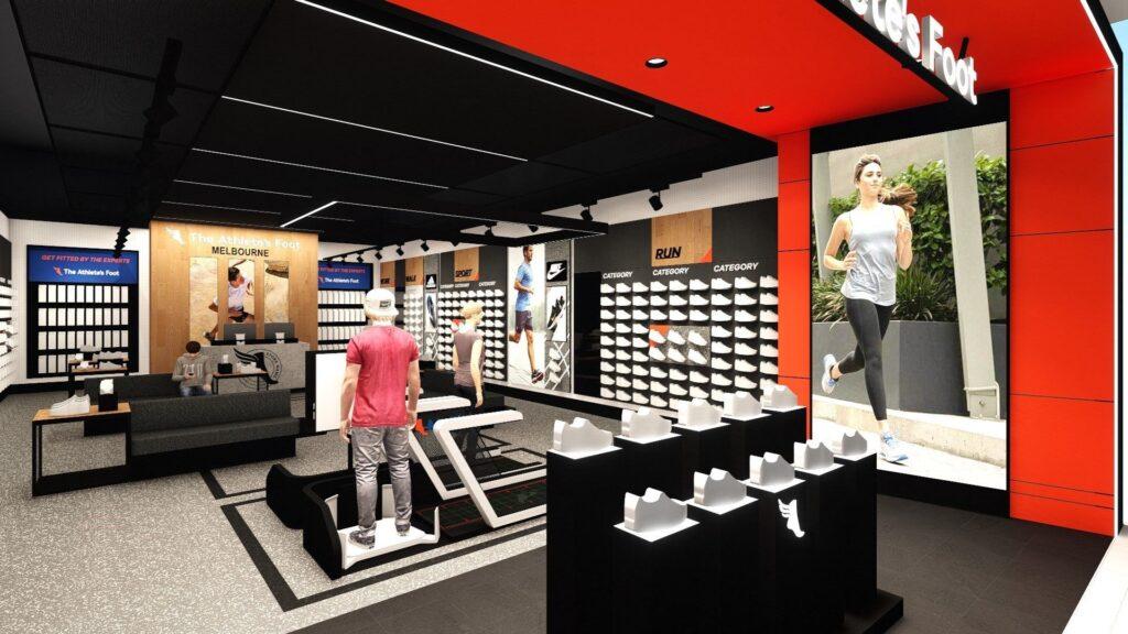 The Athlete's Foot 3 1024x576 - Ecuador: The Athlete's Foot abrirá tienda en Mall del Sur en Guayaquil