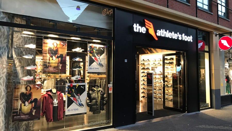 The Athlete's Foot 4 - Ecuador: The Athlete's Foot abrirá tienda en Mall del Sur en Guayaquil