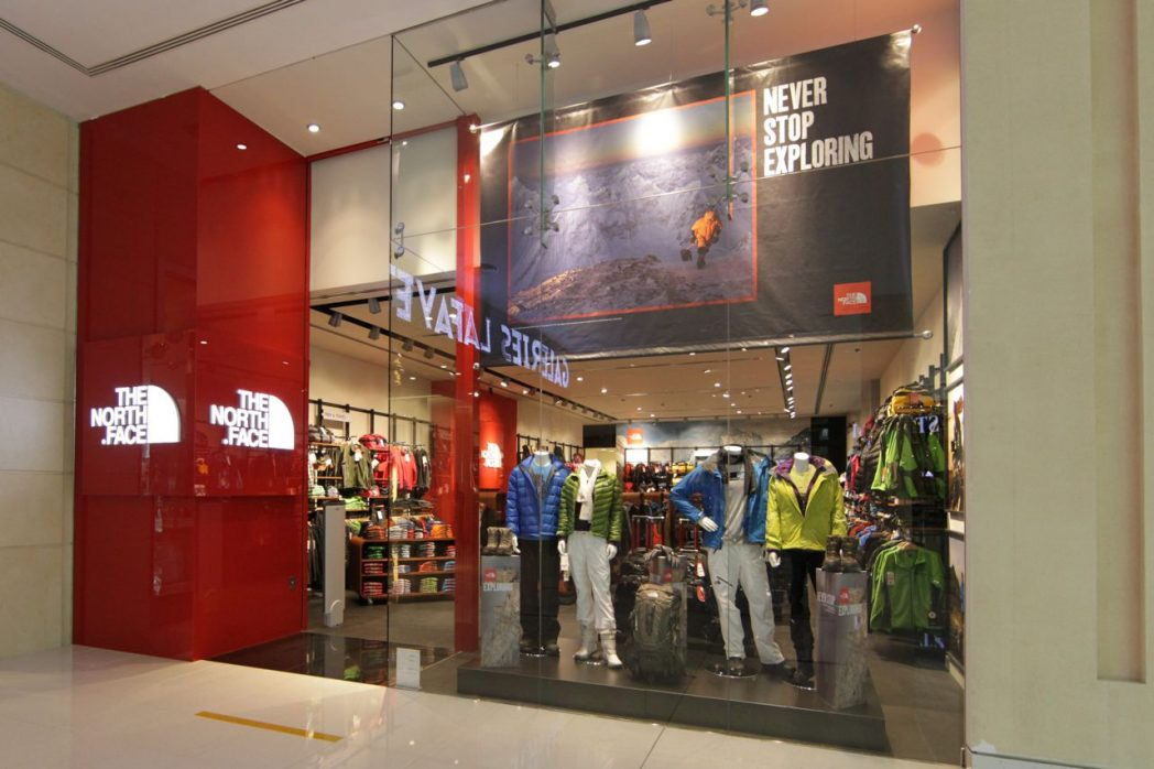 the north face tienda mexico