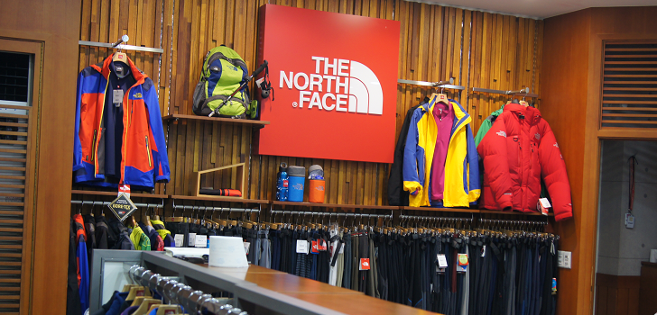 The north face tienda interior 728 - The North Face continúa con su plan de expansión en Latinoamérica