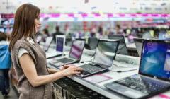 Ticket de compra de laptops crece en el mercado peruano