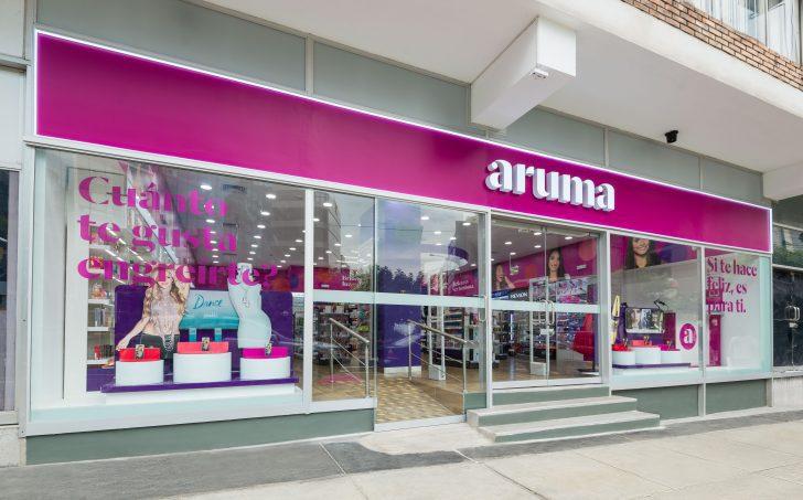 Tienda Aruma en Camino Real e1539708966576 - Aruma ingresará a MegaPlaza de Independencia en mayo de este año