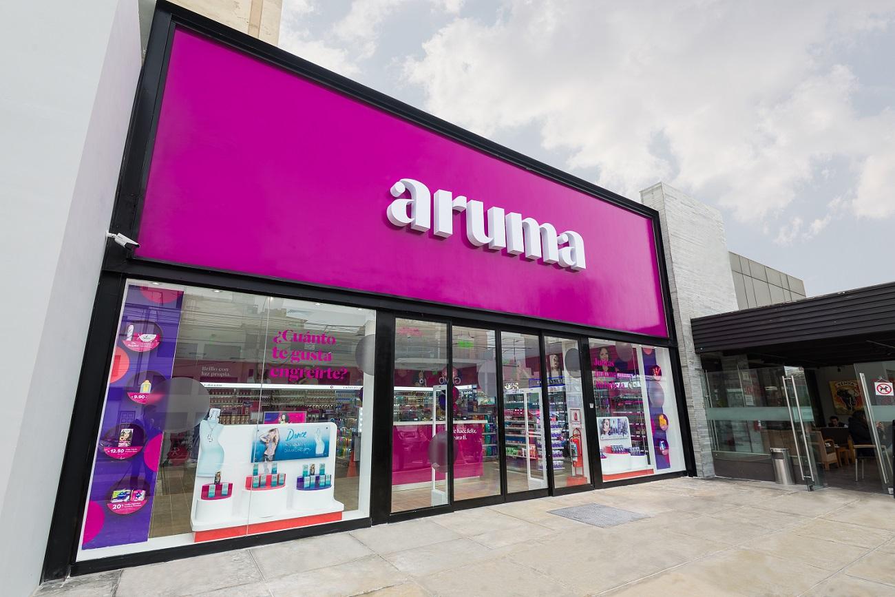 Tienda Aruma - Dueños de Tambo+ abren Aruma, nueva cadena de tiendas de belleza