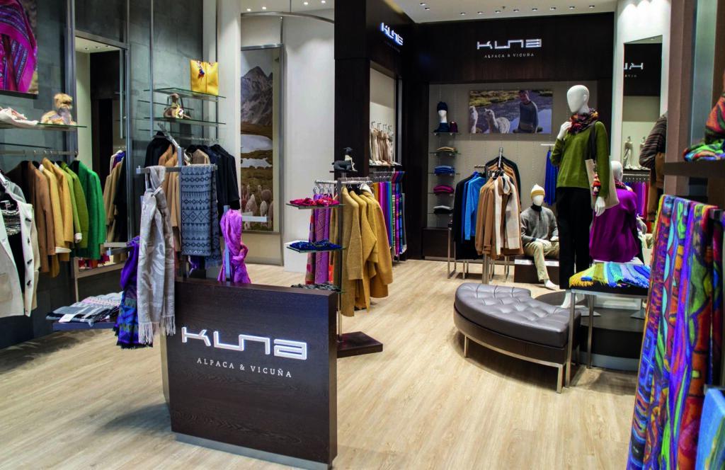 Tienda KUNA Melbourne 2 1024x664 - Kuna, la marca de prendas de alpaca y vicuña inaugura nueva tienda en Australia
