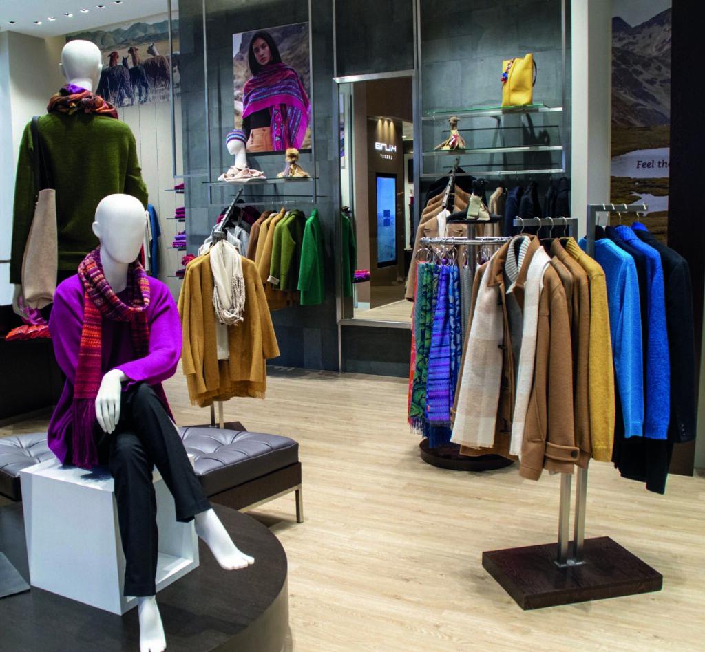 Tienda KUNA Melbourne 4 1024x948 - Kuna, la marca de prendas de alpaca y vicuña inaugura nueva tienda en Australia